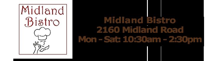 Midland Bistro Pinehurst, NC