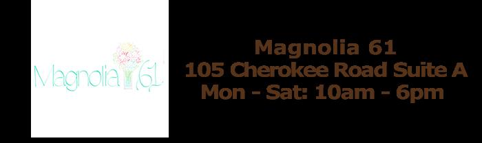 Magnolia 61 Pinehurst, NC